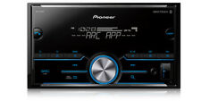 Pioneer 2-DIN Car Stereo Digital Media Receiver w/ Bluetooth USB AUX