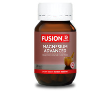 Fusion Health Magnesium Advanced Magnesium Tablets - 120 Tablets