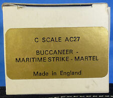 RARE C SCALE CONVERSION KIT FOR THE BUCCANEER S2 RAF MARITIME STRIKE