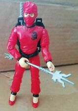 G.I. JOE/ACTION FORCE: JINX (v1) - ORIGINAL NINJA FIGURE - RARE!