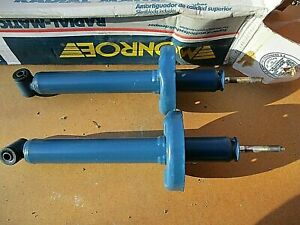 R3719 New Pair Monroe Rear Shock Absorbers Fits BMW 316 318 320 1975 on