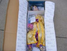 """MasterPiece Gallery Doll 32"""" Syanty Island Flower Limited to 183 / 200 Unused"""