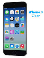 3 Pack Apple iPhone 8 Clear Screen Protector Guard Films