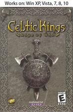 Celtic Kings: Rage of War PC Game Windows XP Vista 7 8 10