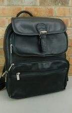 US Luggage NY Black Laptop Backpack Briefcase Bag