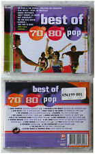 BEST OF 70s & 80s POP - Blondie, Boy George, Pat Benatar,. .. CD OVP/NEU