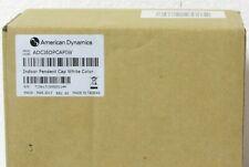 American Dynamics ADCI6DPCAPIW White Indoor Pendant Cap [CTA]