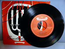 """♪♪ 7"""" Harry Hermann And His Orchestra & Svend Saaby Choir – Candlelight Music"""
