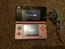 NINTENDO 3DS CONSOLE CORAL PINK