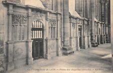Cathedral LAON - Doors chapels Side