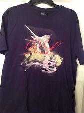 Vintage Ralph Lauren Polo Mens Sport Fishing Co Short Sleeve Logo T Shirt Size M