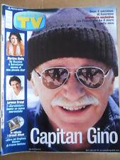 TV Sorrisi e Canzoni n°13 2002 Martina Stella Gino Paoli Lorenzo Crespi  [D53]
