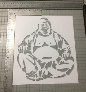 Buddha Street Art Stencil Large Pick 1