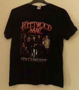 Fleetwood Mac 2019 World In Concert Tour T Shirt Size M