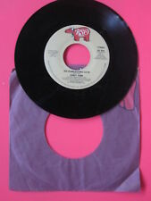 ANDY GIBB - An Everlasting Love / Flowing Rivers 45 vinyl record