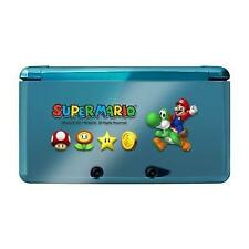 Hori Officially Licensed 3ds Mario Protector and Skin Set (for Nintendo Ds)