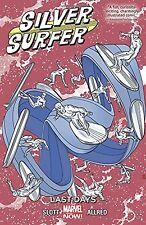 Marvel SILVER SURFER Volume 3: LAST DAYS TPB - New! Graphic Novel - BATTLEWORLD