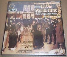 Plasson/Crespin/Mesple OFFENBACH La Vie Parisienne - Angel SBLX 3839 SEALED
