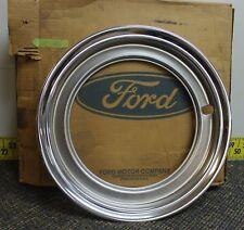 New OEM Ford Beauty Wheel Trim Ring F3TZ-1210-A 1990-91 Econoline E-250  (253.5)