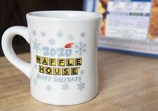 Tuxton WAFFLE HOUSE Happy Holidays 2020 Mug Brand New from Box