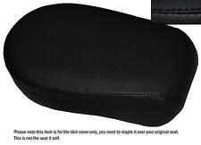 BLACK STITCH CUSTOM FITS YAMAHA XVS 650 CLASSIC V STAR REAR SEAT COVER