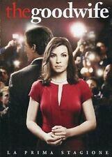 Dvd THE GOOD WIFE - Stagione Seconda - 01 - (Box 6 Dischi) Serie Tv .....NUOVO