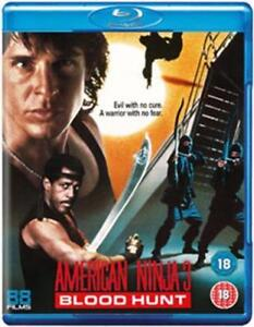 American Ninja 3 - Bloodhunt BLU-RAY NEW BLU-RAY (88FB133)