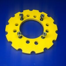 B.C.C Skids Yfz 450 09-17 Poly Sprocket Guard Protector 1/2 Hardware Universal