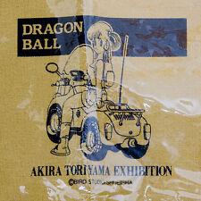 Dragon Ball Z Toriyama Akira Exhibition Tote Bag Bulma Ver. JAPAN ANIME MANGA