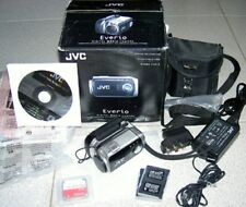 DIGITAL CAMERA JVC EVERIO GZ-MC200 2,1 MPX - MICRODRIVE 4GB + ACCESSORI