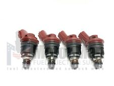 Flow Matched | JECS Genuine OEM Fuel Injector Set SR20DE 2.0L KA24DE 2.4L