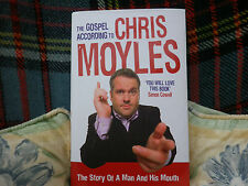 The Gospel According to Chris Moyles: Hardback