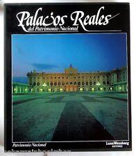 PALACIOS REALES del PATRIMONIO NACIONAL (English & Spainish text) - HARDBACK