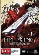 Hellsing Ultimate V01 NEW R4 DVD