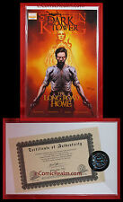 DF Dark Tower Treachery Long Road Home #1 Sgn By Jae Lee 321/325 S King COA NM/M