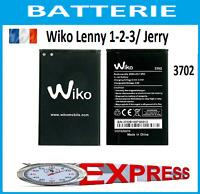 Batterie Wiko 3702 Lenny 1 / Lenny 2 / Lenny 3 / Jerry - 2000mAh