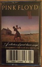 A Recollection of Great Dance Songs by Pink Floyd (cassette)