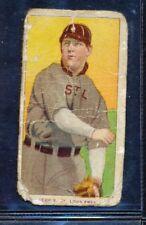 """1909-11 T206: Hobe Ferris """"St. Louis Browns"""" Piedmont 150 25 Poor"""