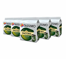 TASSIMO Jacobs Kronung XL Coffee Capsules Pods Refills T-Discs 5 Pack, 80 Drinks