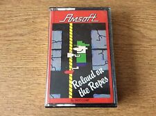 Amstrad CPC - Amsoft ROLAND ON THE ROPES 1984