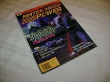 Nintendo Strategy Guide Vol.#116 - Castlevania N64 W/Poster & Pokeman Pullout!