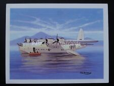 No.15 SHORT SUNDERLAND History of British Aviation - Player/Tom Thumb 1988