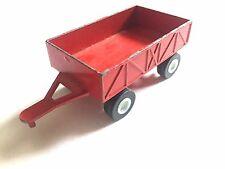 Vintage TOOTSIETOY Farm Trailer Collectible Diecast 4 Wheel Original