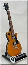 JOE BONAMASSA  Miniature Guitar Les Paul  w/ Guitar Pick