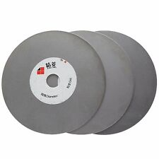 "3Pcs 4"" inch Grit 1000 1500 3000 Diamond Flat Lap Disk Grinding Disc for Grinder"