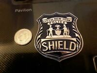 RARE NYPD SHIELD COIN NOT A BADGE VERY HARD TO FIND  CHALLENGE COIN