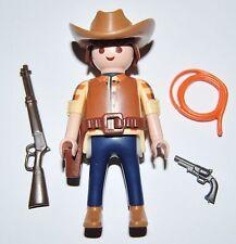 36006 Vaquero playmobil colección Planeta Agostini cowboy, western, oeste