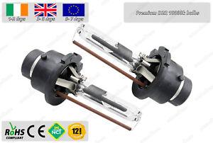 D2R 10000k 35W HID Bi Xenon Headlight Bulbs 66050 66250 85126 GE 53510 P32d-3