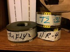 35mm Feature Film - 3 trailer lot
