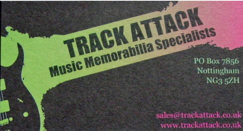 TRACK ATTACK EXPRESS